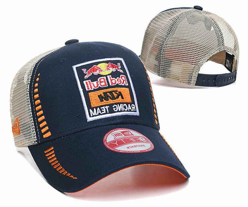 Embroidered MOTO Cap Racing