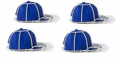 4 pack Ez Home Cap washer Hat cleaner Baseball Caps Cleaner