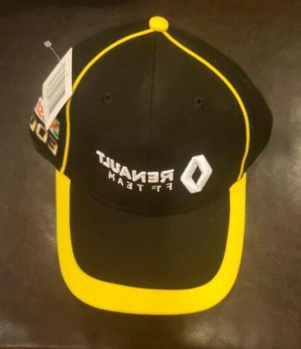 f1 team castrol edge adjustable baseball hat
