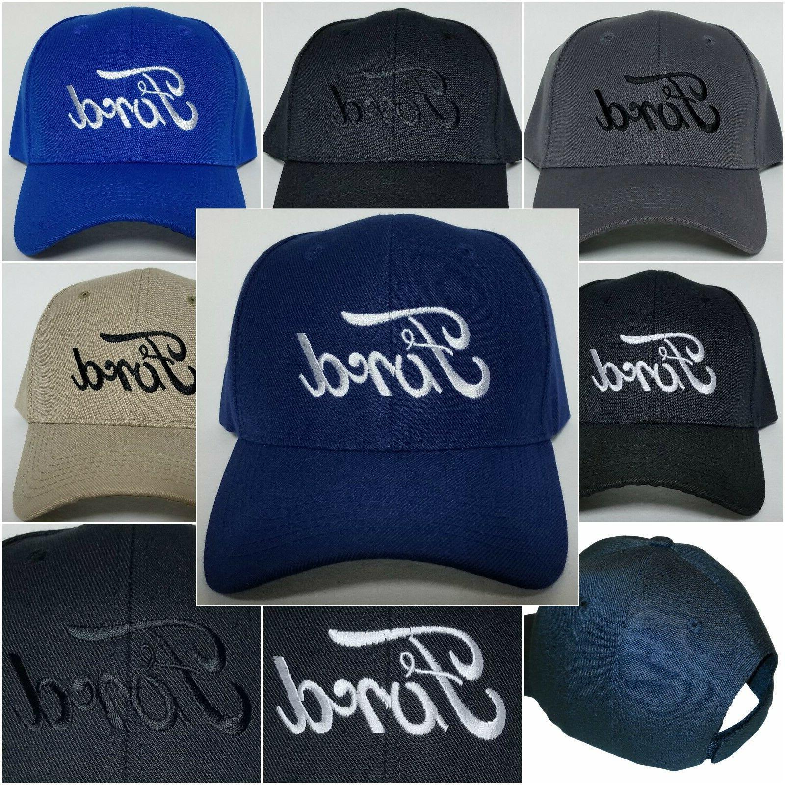 FORD Baseball Hat Cap