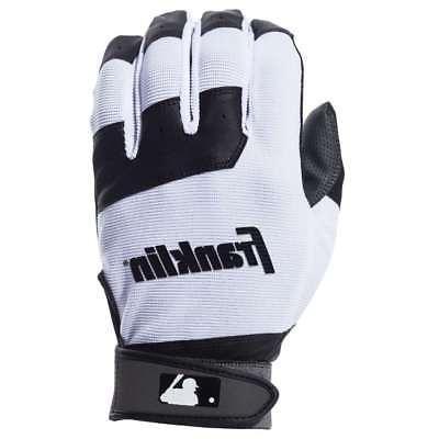 franklin sports baseball batting gloves youth flex