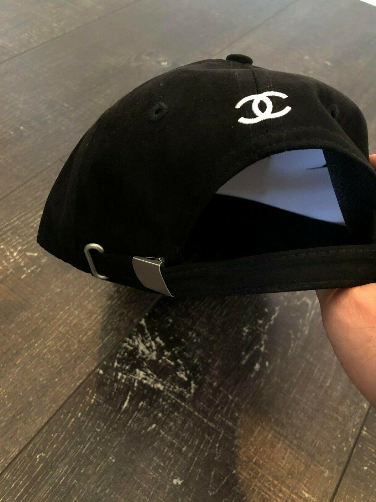 FREE - ' Chanel ' N0.5 Suede / Hat
