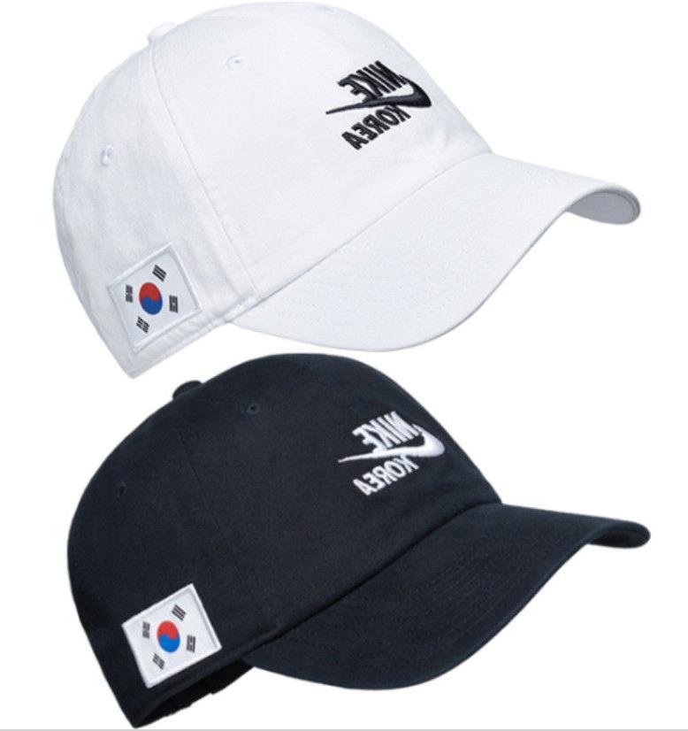 genuine korea heritage h86 baseball cap black