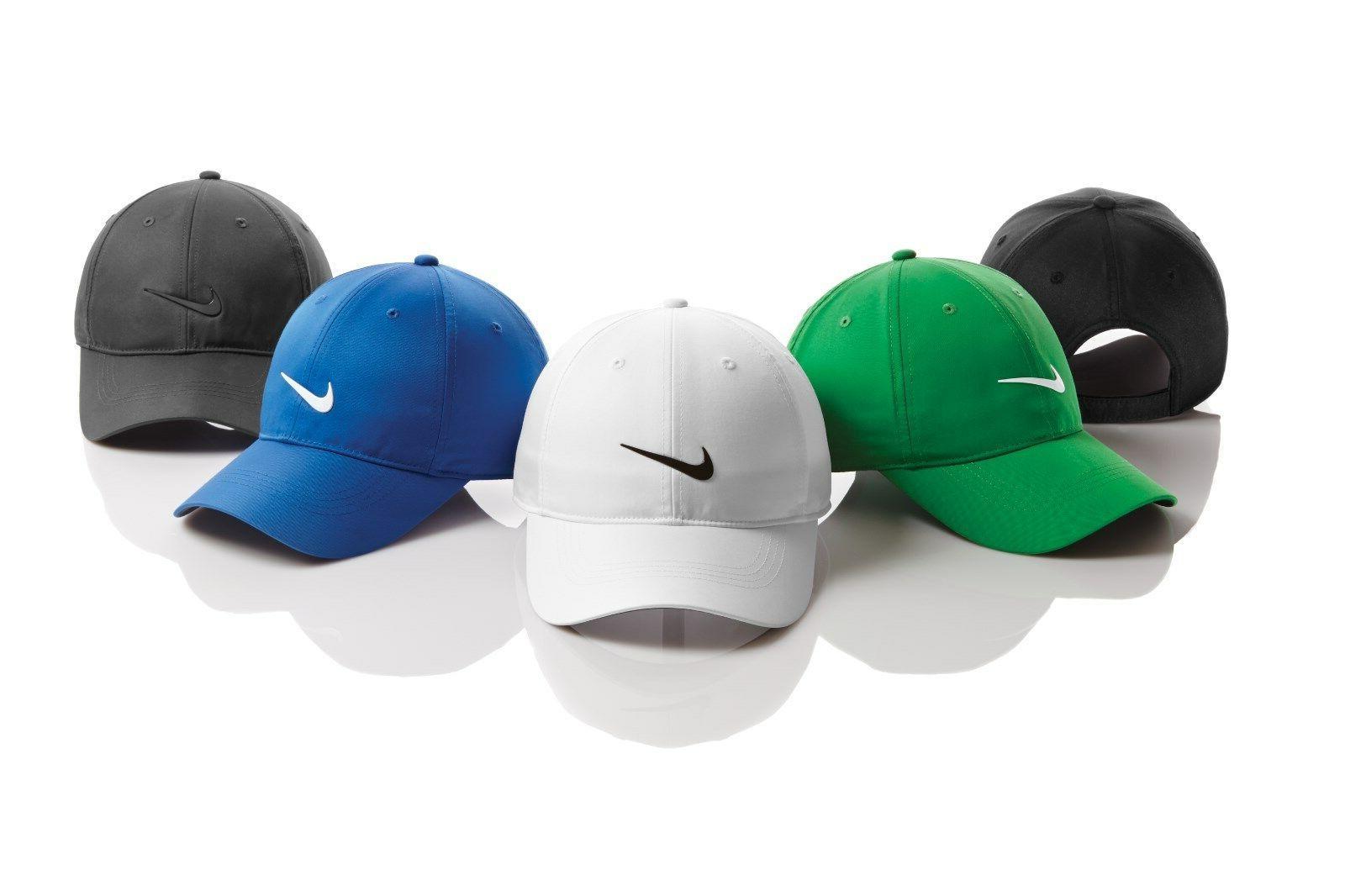 golf new dri fit swoosh front cap
