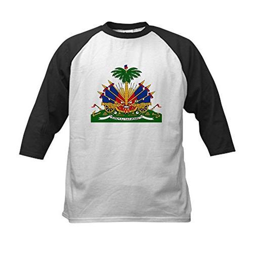 haiti coat arms baseball jersey