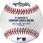 ~ Rawlings Official Major League Baseball Game Ball ~ Rober