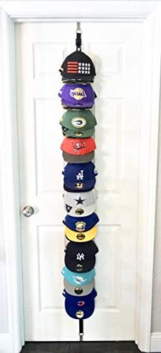 Hat Rack Organizer 20 Hats 1 Rack Any Size, Style, or Shape!