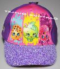 SHOPKINS HAT BASEBALL CAP GIRLS COSTUME BIRTHDAY ADJUSTABLE
