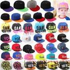 NEW Baby Boy Girl Kids Hat Hip-hop Peaked Visor Snapback Adj