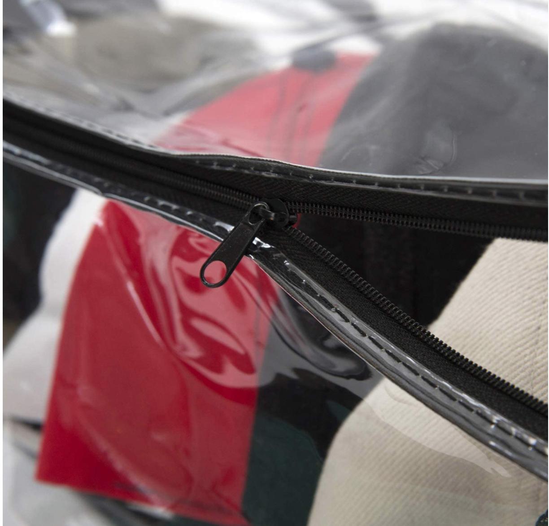 Hat Bag Case Baseball Organizer Travel Zipper