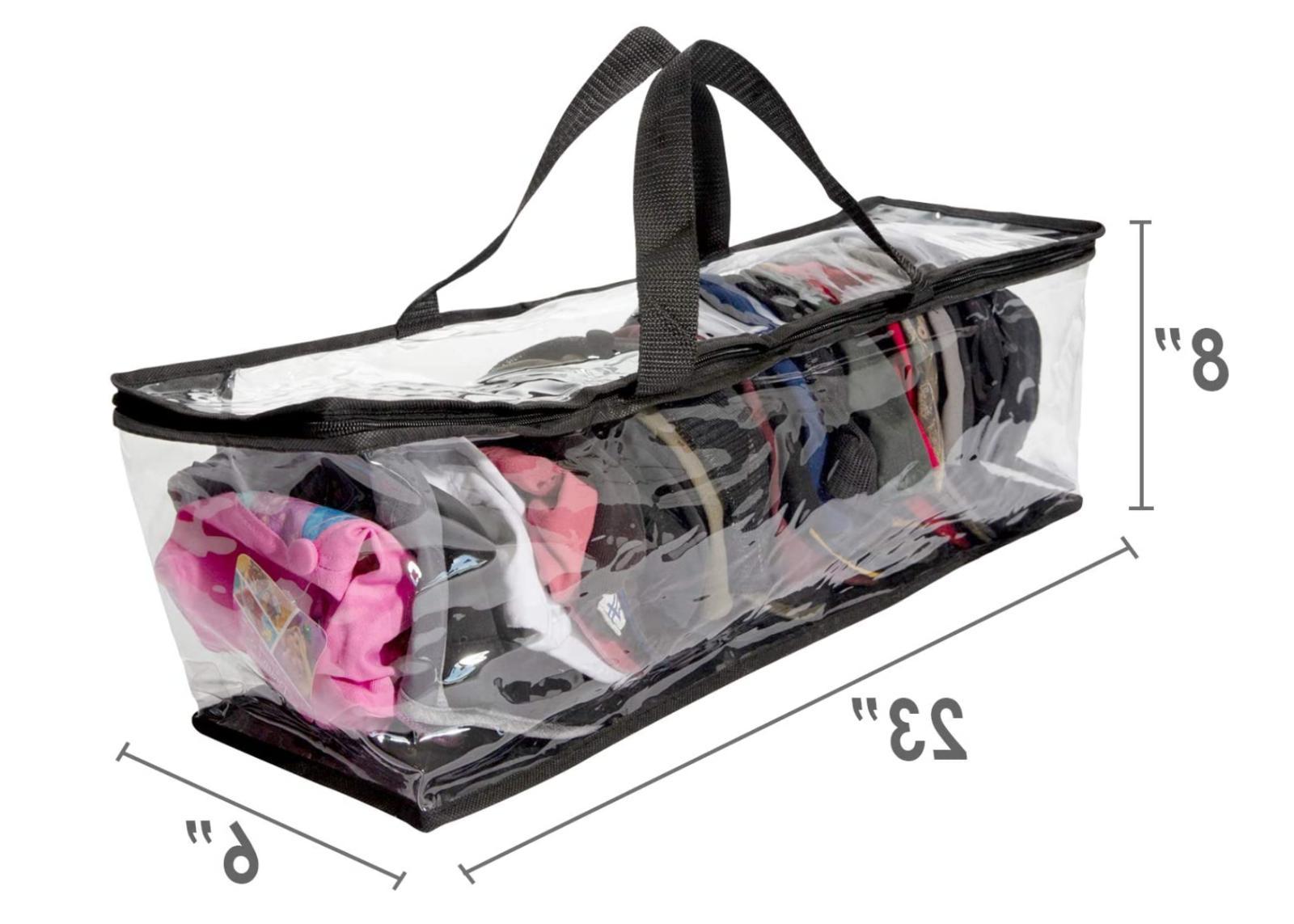 Hat Storage Bag Case Travel