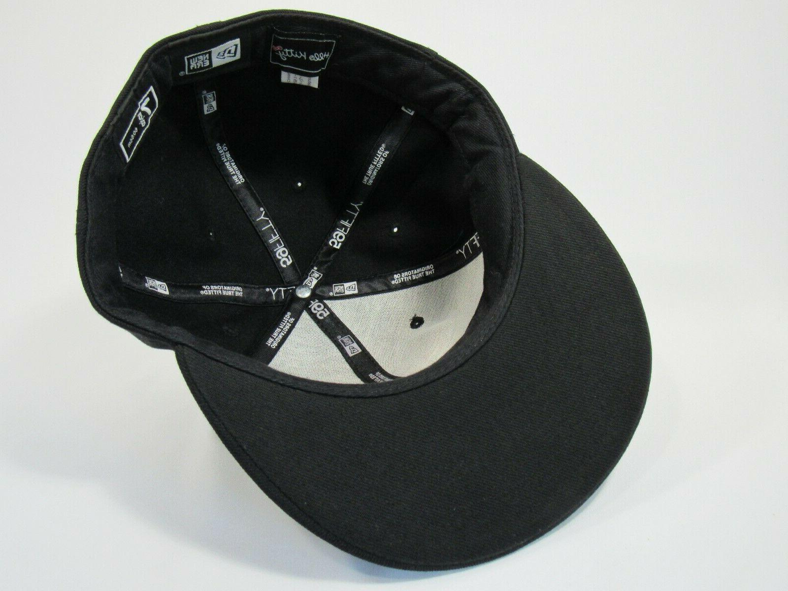 Hello Fitted Baseball 7 60.6cm New
