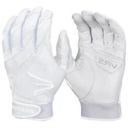 1 Pair Easton HF VRS Adult X-Small White / White Fastpitch W