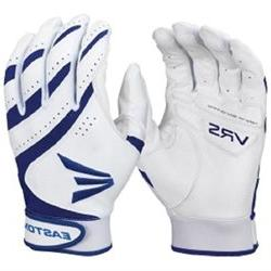 1 Pair Easton HF VRS Adult X-Small White / Royal Fastpitch W