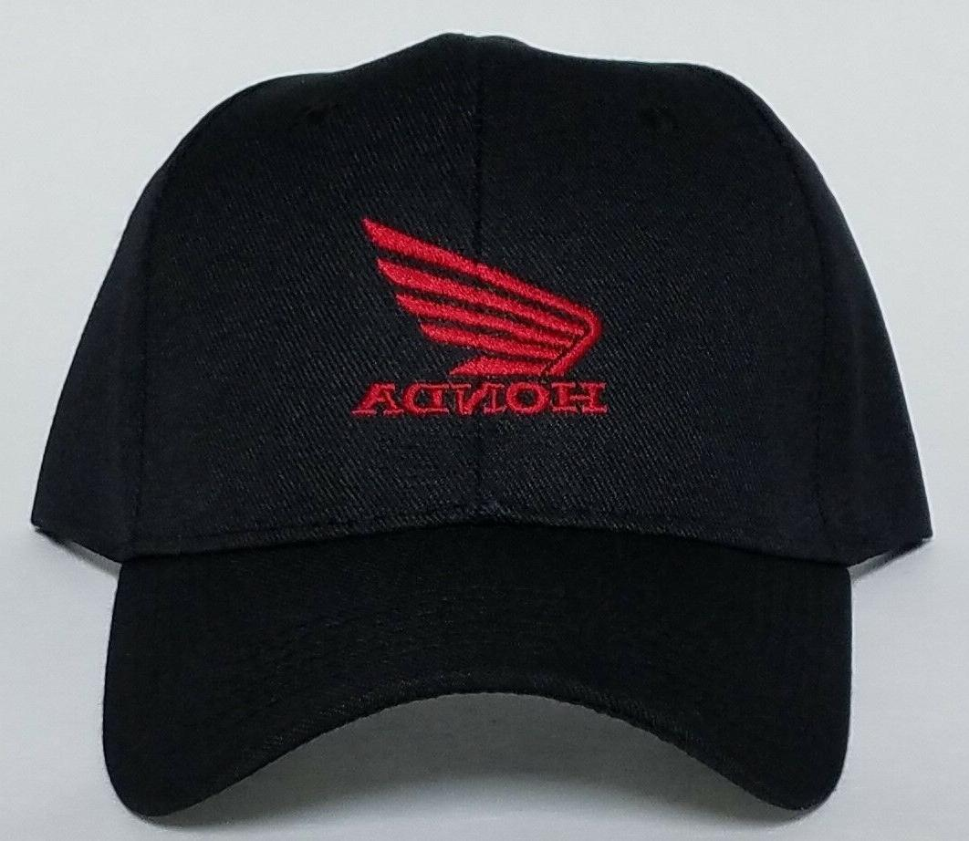 Honda Motorcycle Hat Adjustable Honda