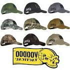 Voodoo Tactical Hunting Baseball Cap w/ Emboridered & Remova