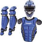 Diamond iX5 Adult Baseball Catcher's Package - Royal