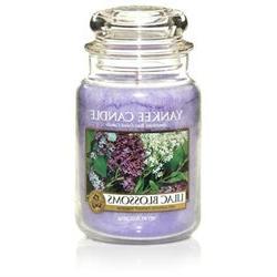 Large Jar - Lilac Blossoms