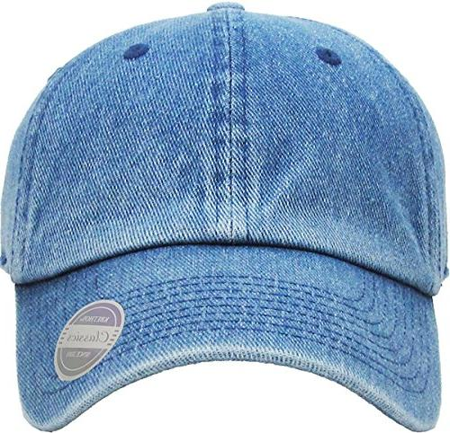 KBC-13LOW Girls Hats Profile and Plain