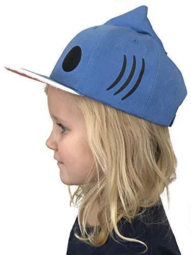 Kid's Children's Shark Cap Girl Child Fun