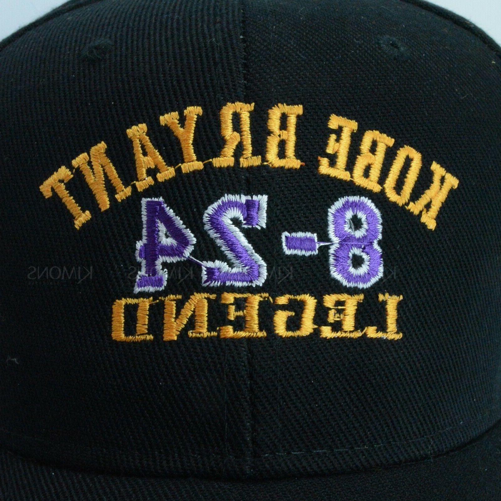 Kobe Bryant Hat 24 Dad Angeles