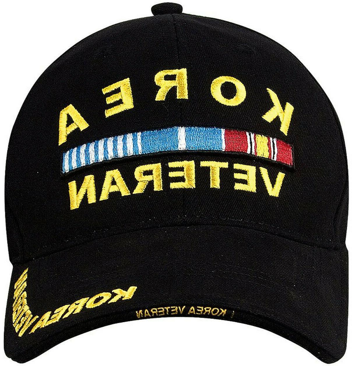 korean war veteran deluxe profile