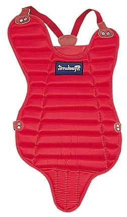"""16"""" Adult Size League Model Low Rebound Chest Protector with"""