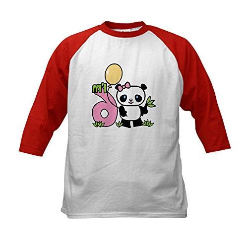 lil panda birthday baseball jersey