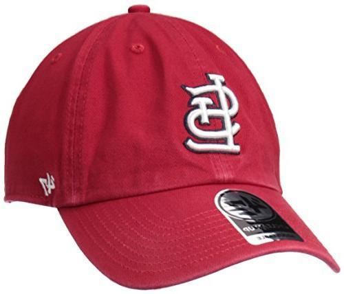 St. Louis Logo Baseball Cap