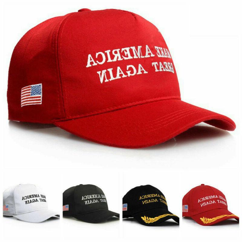 Make America Great Again Hat Trump Caps MAGA Baseball Cap Su