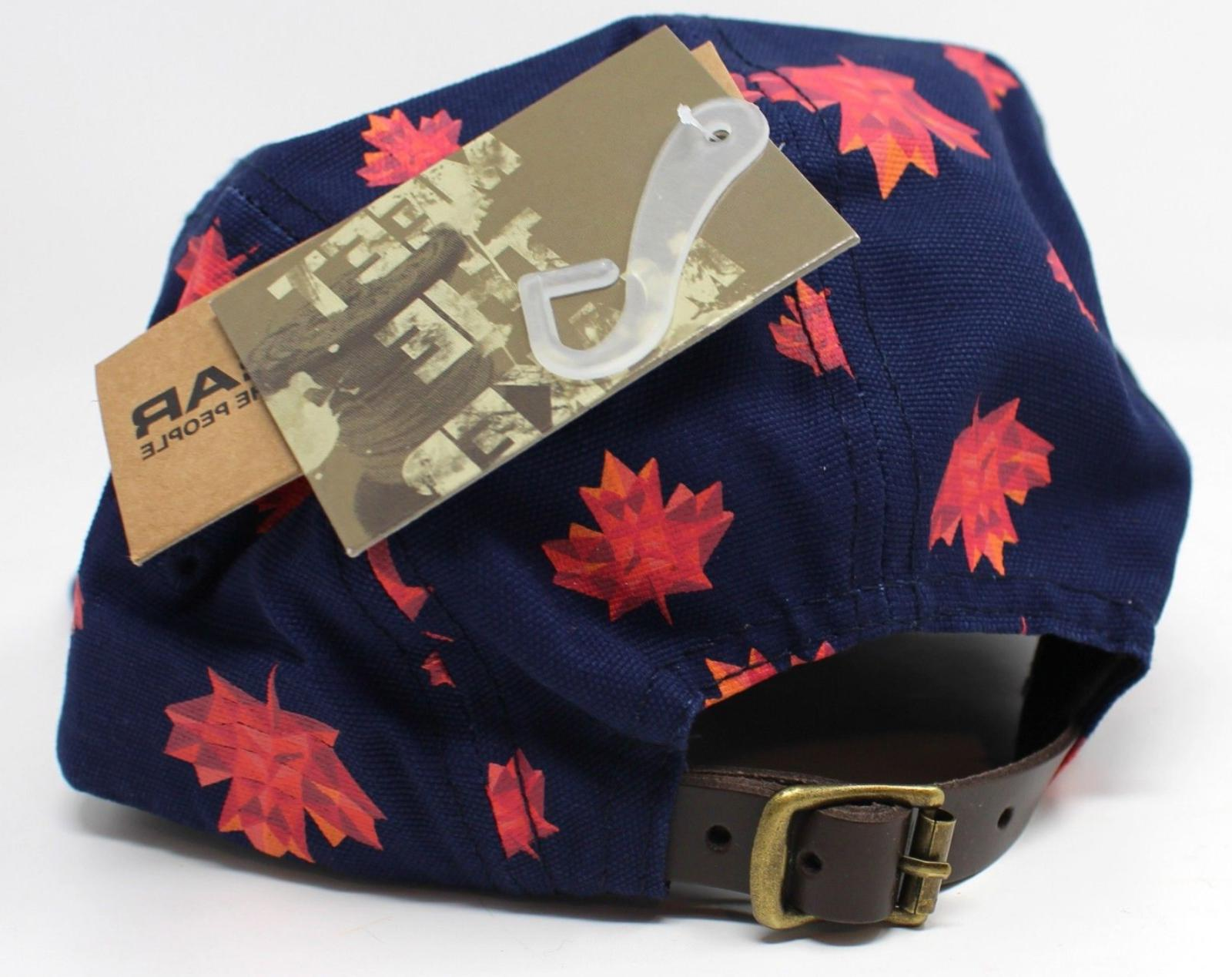 Maker Wear Maple 5 Panel Cap Strap