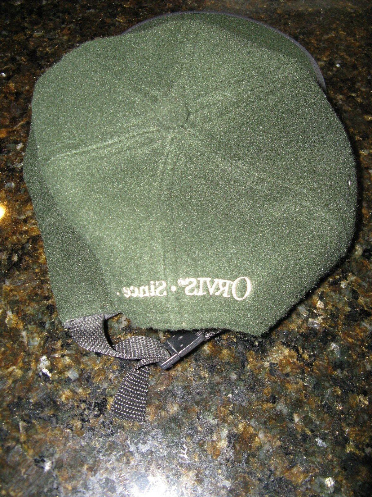 MEN'S ORVIS GREEN ADJUSTABLE CAP~FREE SHIP~NW/OT