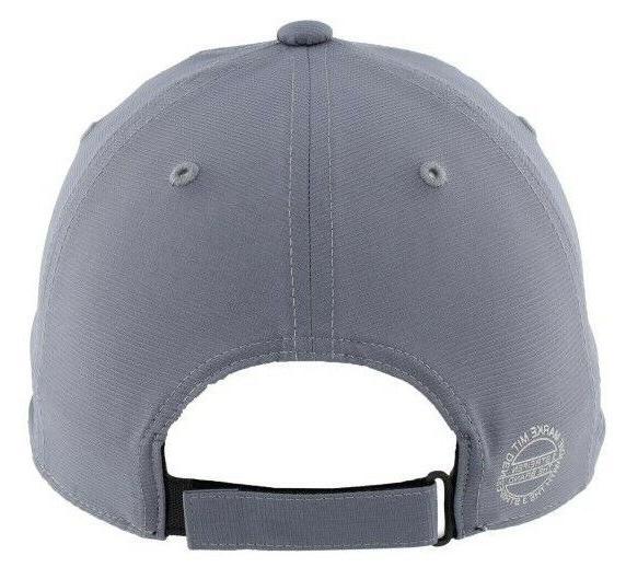 Adidas Men's Strap Back Size Logo Hat