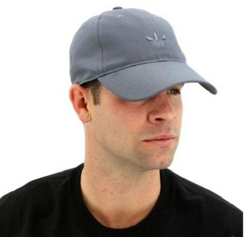 Adidas Men's Relaxed Strap Cap Size Brand