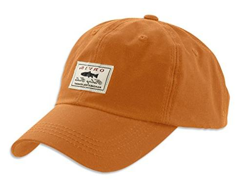 men s vintage waxed cotton ball cap