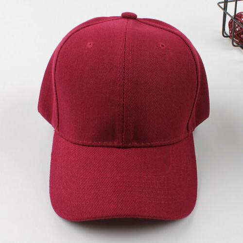 Men Women Baseball Cap Hat Hip-Hop Bboy Caps