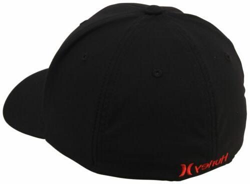 Hurley Mens Dri-fit One Cap - Red