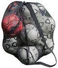 """Mesh Ball Equipment Bag 30x40 """" Soccer Football Basketball V"""