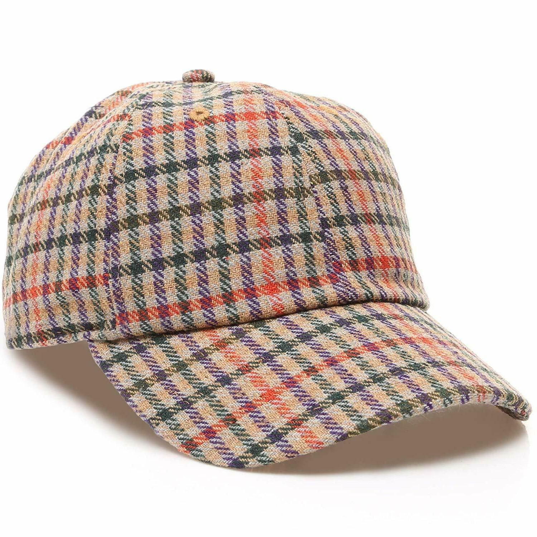 MIRMARU Men's Wool Baseball Cap Size