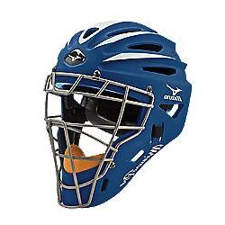 Mizuno Pro Catcher's Helmet G2, Navy Blue