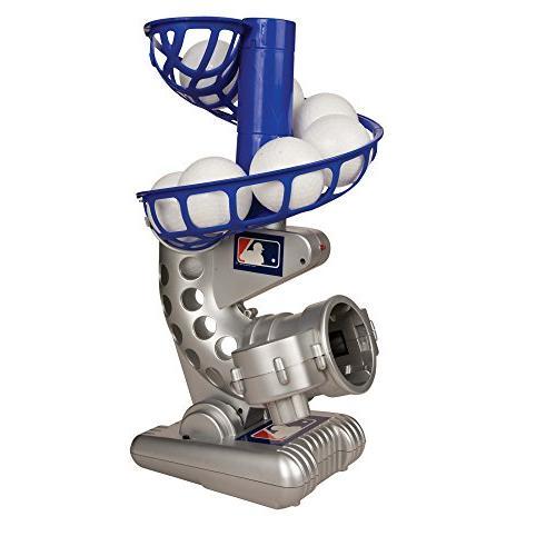 Franklin MLB Baseball – Height Ball Pitches 7 – Includes 6 Baseballs