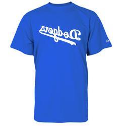 Dodgers MLB Replica T-shirt  - MED, Adult