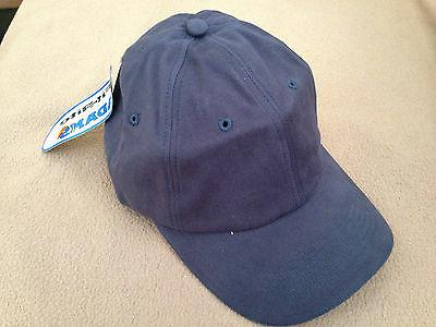 navy blue fit rite baseball style hat