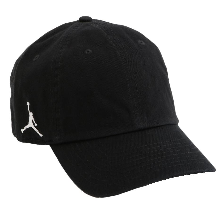 NEW LOGO SNAPBACK HAT ALL BLACK MENS HAT OUT