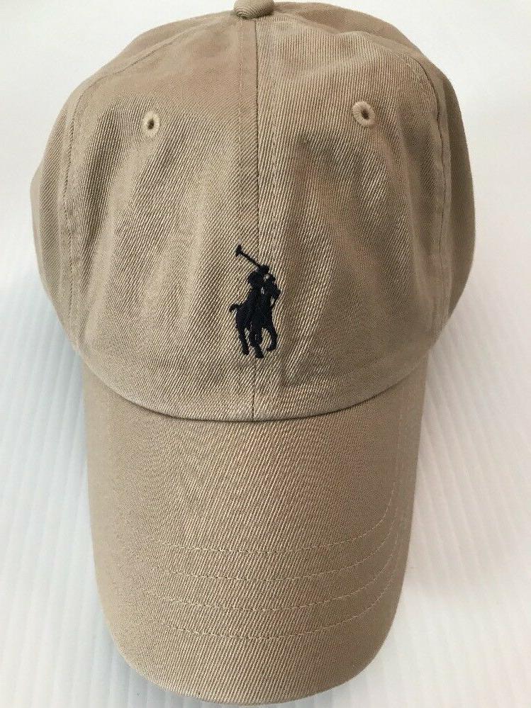 NEW Ralph Baseball Pony Unisex