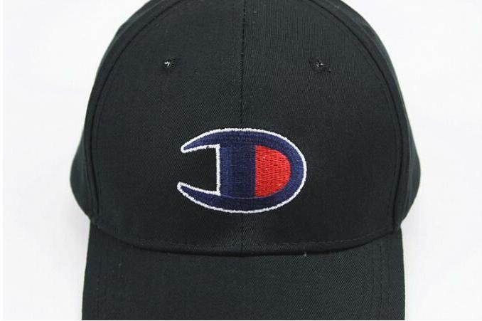 New Champion Hat Snapback White