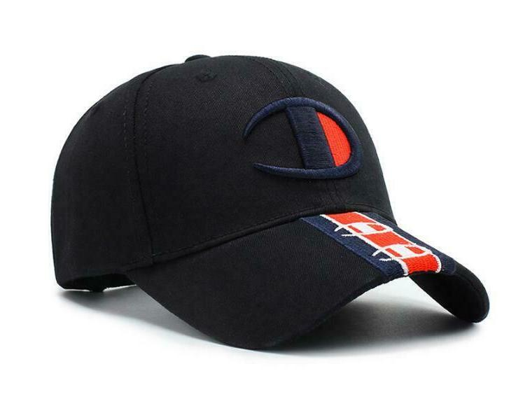 New Champion Hip Hat Sport Snapback White