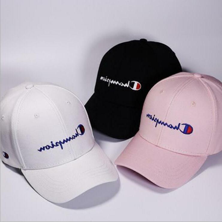 new hot women men baseball cap embroidery