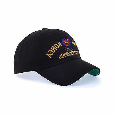 New X GOOD 1988 Seoul Baseball Hat