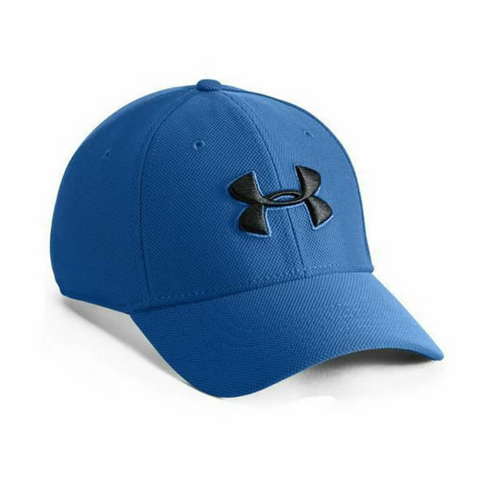 New Under Armour Stretch Embroidered Hat